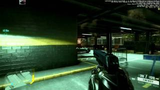 Crysis 2 BETA PC Gameplay HD 5870 Part 2
