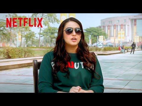 Building The World Of Leila - VFX Sneak Peek | Netflix