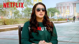 Building The World Of Leila VFX Sneak Peek   Netflix