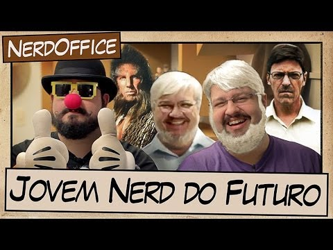 Jovem Nerd do Futuro, Hobbit e Metastasis   NerdOffice S04E39