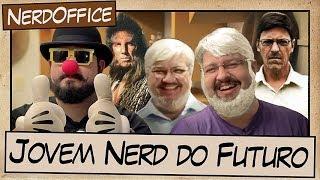 Jovem Nerd do Futuro, Hobbit e Metastasis | NerdOffice S04E39