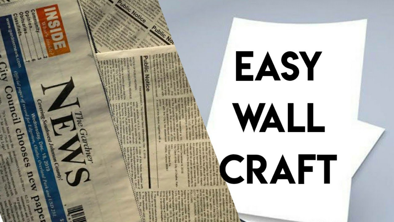 wall decoration idea/best out of waste/Home decor/DIY wall hanging craft/room decoration idea/tessy