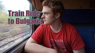 Taking a scenic train ride from Istanbul, Turkey to Sofia, Bulgaria travel video
