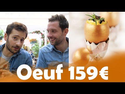 Oeuf à 0,10€ VS Oeuf à 159€ avec Ugo de Lolywood