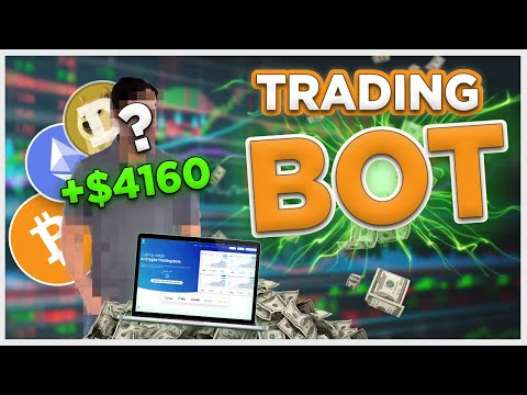 This Crypto AI Trading Bot EARNED $4,160?!