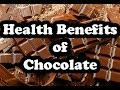 Top 10 Health Benefits of Chocolate