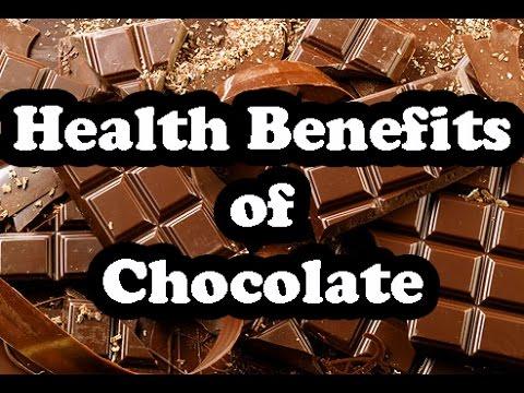 Top 10 Health Benefits of Chocolate