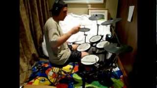 Scorpions - Rock You Like a Hurricane drum cover