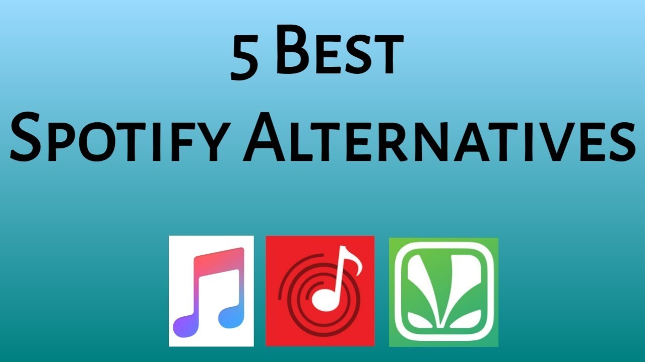 10 Best Spotify Alternatives For Music Streaming