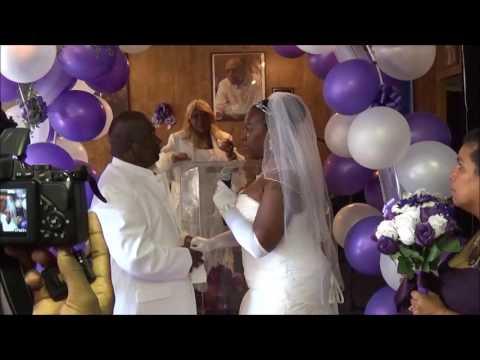 Mr.  & Mrs.  Coleman Wedding 2016
