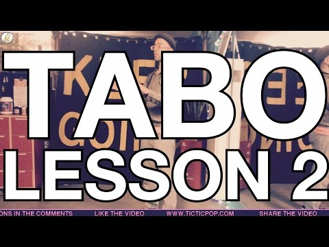 THE TABO METHOD: Lesson 2