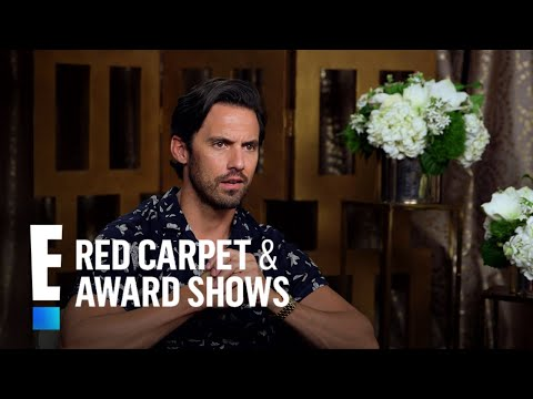 How Did Milo Ventimiglia Prep For His Shower Scene With J.Lo? | E! Red Carpet & Award Shows
