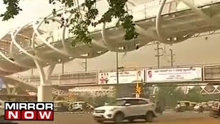 Delhi's First Mega Skywalk To Be Inaugurated By September End