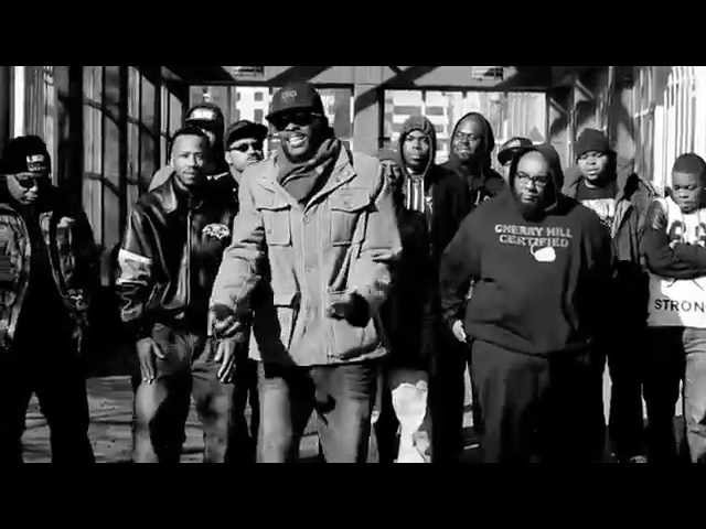 Baltimore Hip Hop Cypher Part 2 feat. Uncle Tony, Tru Soldier, Liesha Lee, ASG, Mike Guess & Rainbow Israel