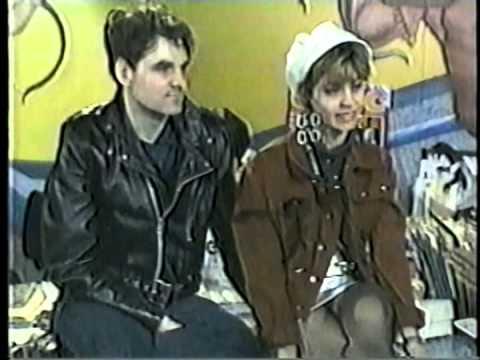 Entrevue Niagara - Musique Plus 1987