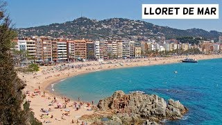 ¿Qué ver y hacer 1 día en LLORET DE MAR? | Girona 6# España