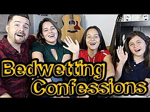 Our Family's BEDWETTING Confessions! | REALITYCHANGERS