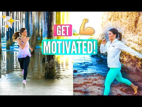 How to Reach Your Fitness Goals! Get Motivated to Workout!