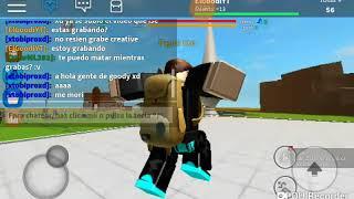 Roblox:jugando anime tycoon con xtobiprox(canal en la desc)