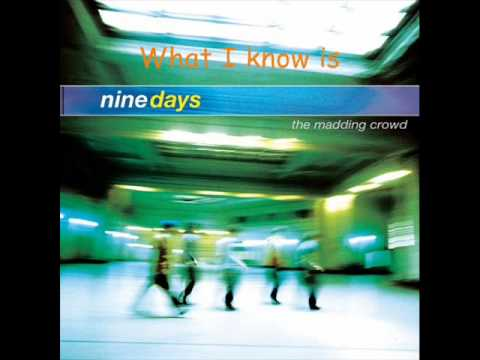 Nine Days End up Alone Lyrics