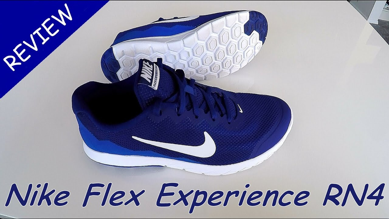 8fd9bcf0175 REVIEW - Nike Flex Experience RN4 - YouTube