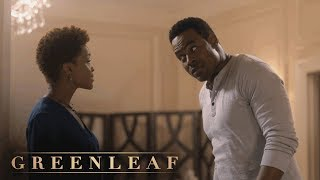 Jacob Questions Kerissa About Fernando | Greenleaf | Oprah Winfrey Network