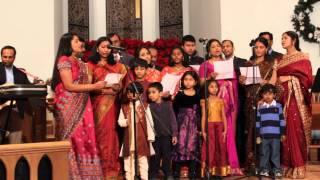 FMPB NJ Mannorai 2012 Grand Indian Christmas Carol