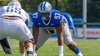 Faces of the Big South - Desmond Sturdivant, Hampton