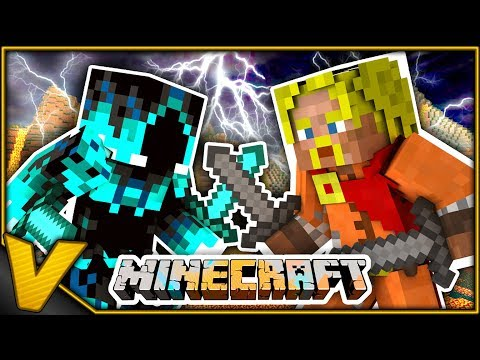 HAN SKAL STOPPES! :: Dansk Minecraft Adventure Map