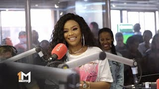 Bonang Surprises DJ Fresh on 947 – Being Bonang | 1 Magic