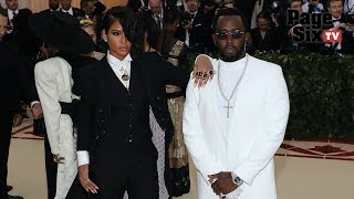 Diddy and Cassie break up, and 'Page Six TV' saw it coming