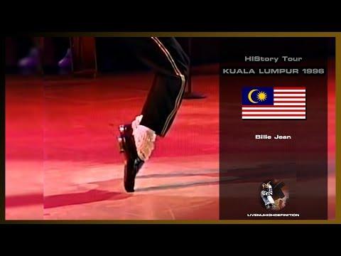 Michael Jackson - Billie Jean - Live Kuala Lumpur 1996 - HD
