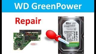 WD GreenPower  WD5000AAKS WD64…