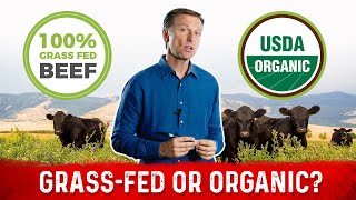 Grassfed or Organic: Which is Healthier?