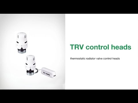 Thermostatic Radiator Valve Control Heads Youtube