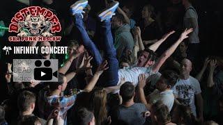 Distemper - трейлер концерта в Санкт-Петербурге 09.04.17