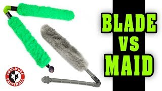 HK Army Blade Barrel Swab vs Exalt Barrel Maid Squeegee w/ Jake from Team Insanity