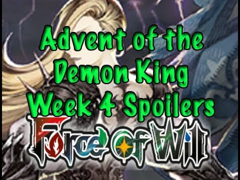 Force of Will (TCG) Spoiler Coverage:...