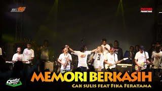 MEMORI BERKASIH \\\x22CAK SULIS Feat FIKA FERATAMA\\\x22 MG 86 PRODUCTION LIVE ALUN ALUN PEMDA WONOSARI