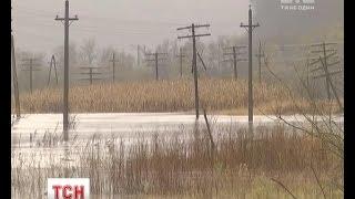 На Закарпатті за дві доби випала двомісячна норма опадів(UA - На Закарпатті за дві доби випала двомісячна норма опадів. В області дощило два дні без упину. Рівень води..., 2016-11-08T06:09:00.000Z)