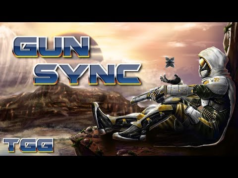 Flo Rida - GDFR (K Theory Remix) Gun Sync on Destiny!