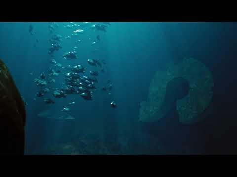 Underwater 3d Ident