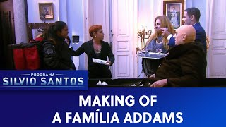 Making of: A Família Addams - The Addams Family Prank  | Câmeras Escondidas