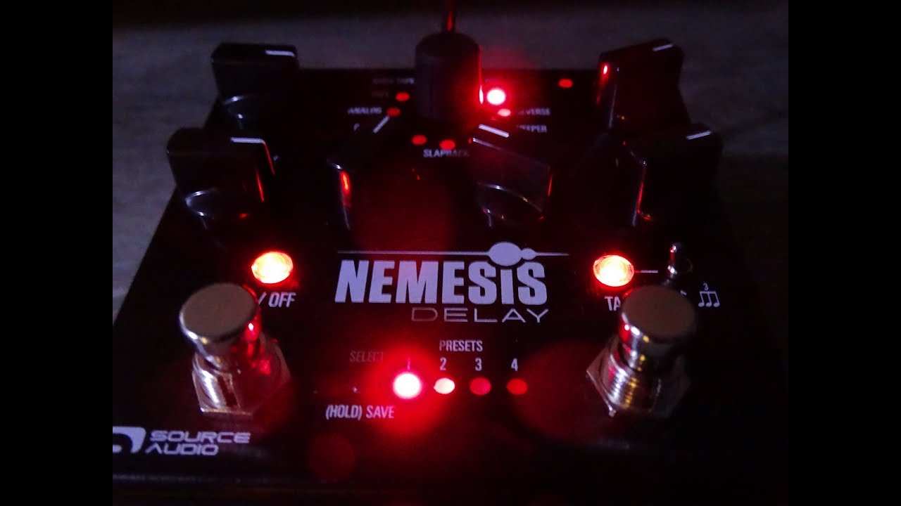 Ambient Guitar Looping With Source Audio Nemesis Delay Youtube In Car Lights