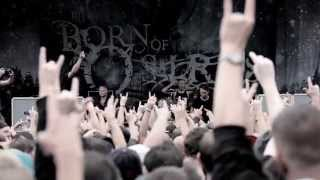 Born of Osiris - Machine