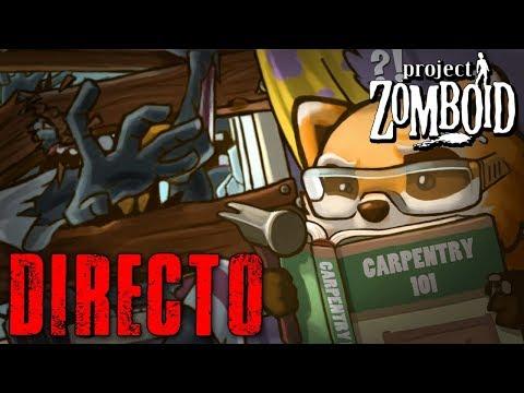 PROJECT ZOMBOID [Build 39.60] - #08 DIRECTO - Gameplay Español