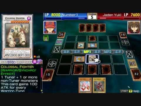 Yu-Gi-Oh GX Tag Force 3 Yusei