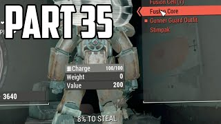 "Fallout 4 Walkthrough - Part 35 ""8% THE DREAM STEAL"" (Let"
