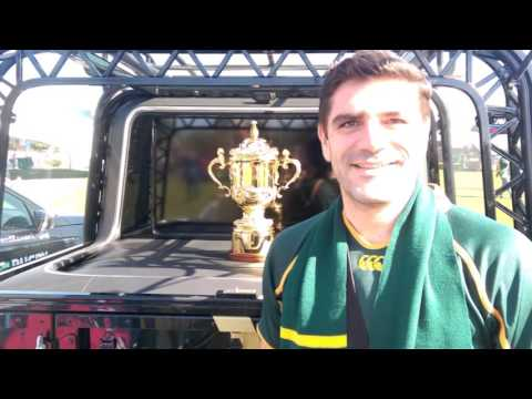 Rugby World Cup 2015 | South Africa 46 - 6 Samoa | Bokke does Britannia ;)