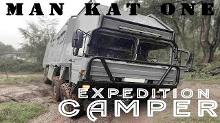 MAN KAT1 - Luxury Expedition Camper